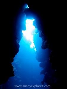 Diving in Dahab 2