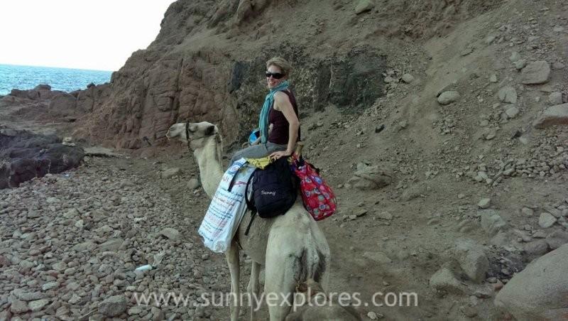 Diving in Dahab Egypt Sunnyexplores.com