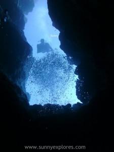 Diving in Dahab 6