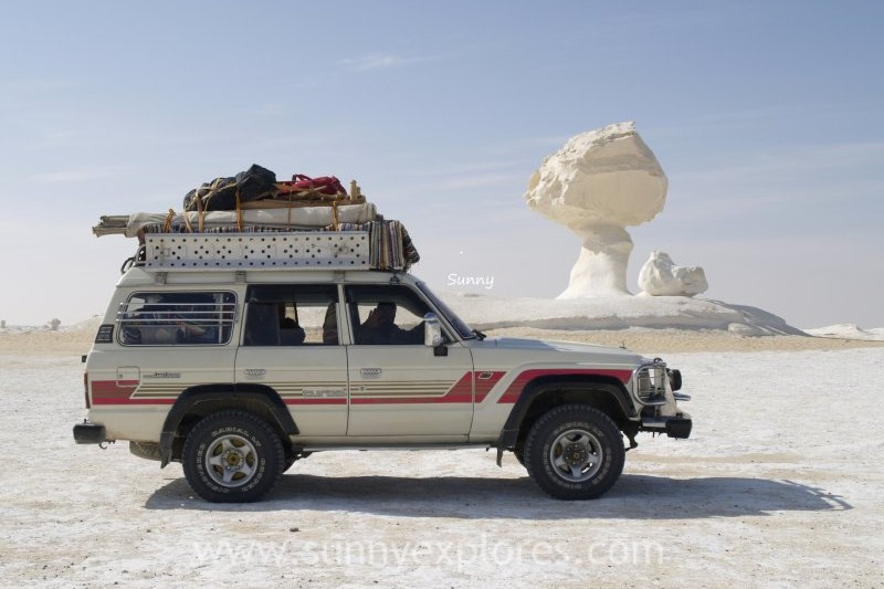 Land rover Egypt